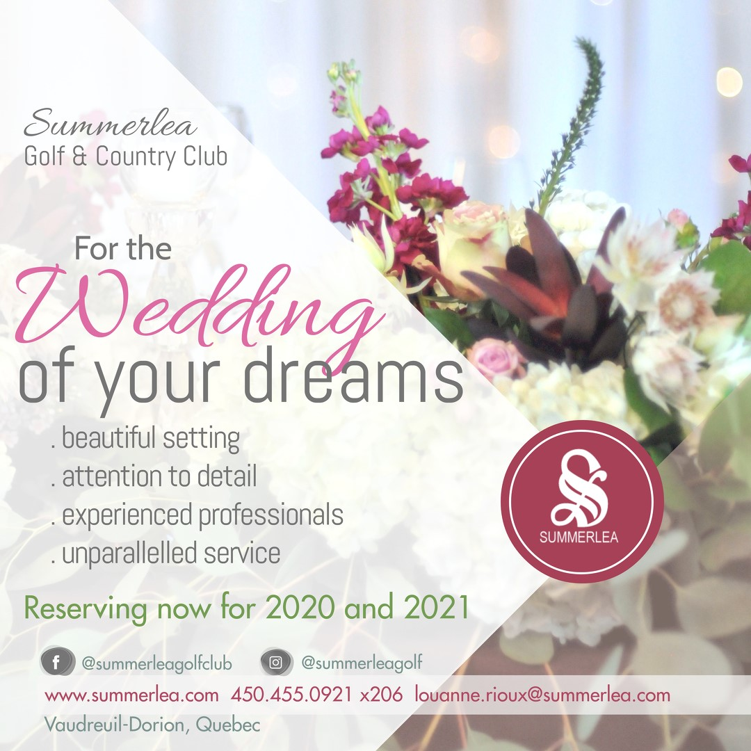 Summerlea - for the Wedding Celebration of your dreams
